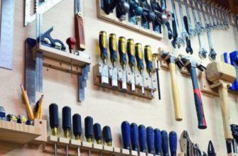 много инструментов не бывает